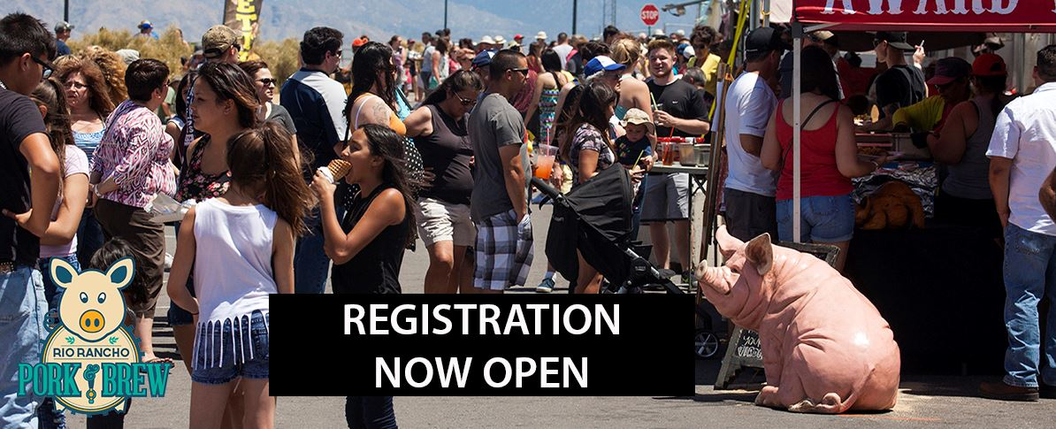Pork and Brew Registration Now Open